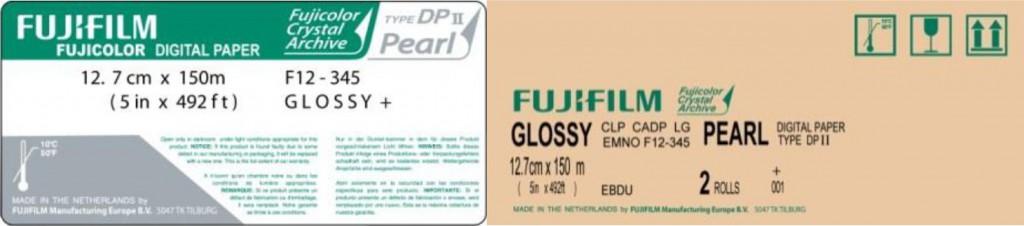 Fujicolor Crystal Archive Paper Digital Pearl